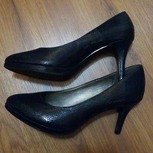 kelly&katie Shoes Dark Blue Size 7